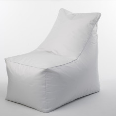 Glammsofa beanbag chair in white