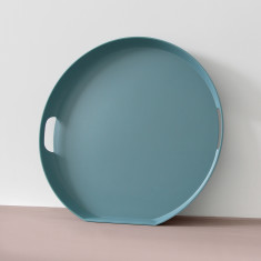 Chord Serving Tray in Teal