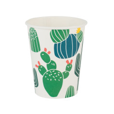 Cactus party cups (2 pack)