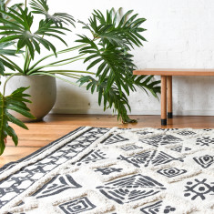 Picasso Tufted Rug