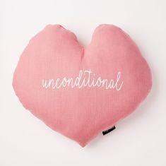Heart Shape Unconditional Cushion