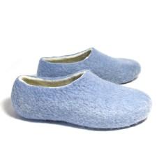 Women's Handmade Serenity Wool Slippers