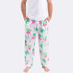 Flamingo men's pyjama pants