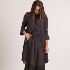 Didi Dress in Raven
