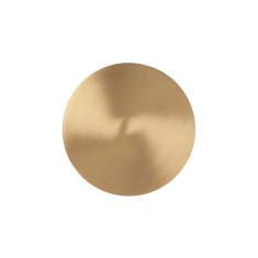 Brass Circle Coasters (Set of 4)