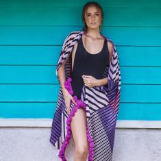 Olivia Beach Scarf Or Sarong