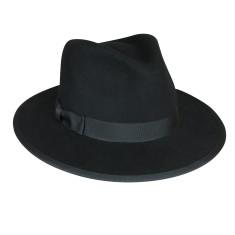 Barton Fedora In Black