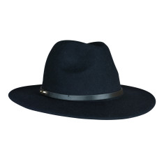 Oslo Fedora In Navy
