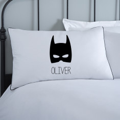 Superhero Personalised Pillowcase
