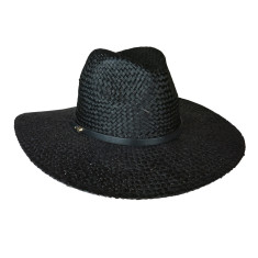 Diaz Fedora In Black