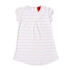 Pink and White Stripe Nightie