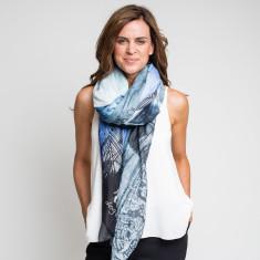 Imagination oversized scarf