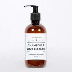 Shampoo & Body Cleanser 250ml