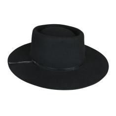Egon Fedora In Black