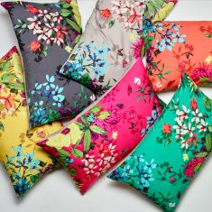 Tropicana cushion (various colours)