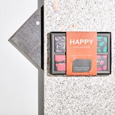 Happy Holidays Pana Chocolate Gift Pack