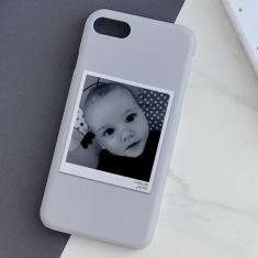 Polaroid Photo Personalised Phone Case