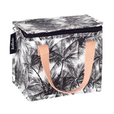 Insulated lunch box bag in palm