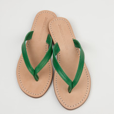 Emerald thongs