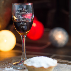 Personalised Sherry Glass
