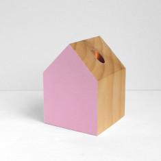 Home vase in pink