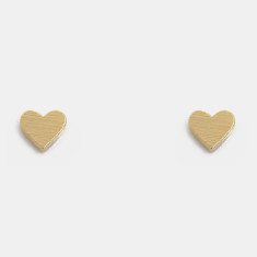Funky Love Heart Earrings