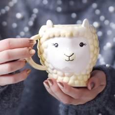 Cute Llama Mug