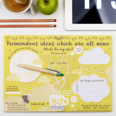 Tremendous ideas planner