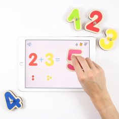 Marbotic Smart Numbers - Interactive Math Learning Toy For Tablets