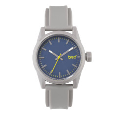 Breo grey polygon watch