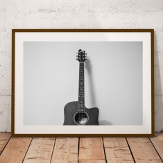 Acoustic Days Photography Print