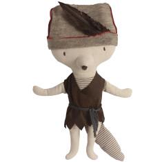 Hunter the Badger Doll