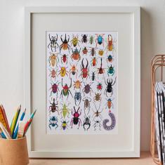 Bugs Print