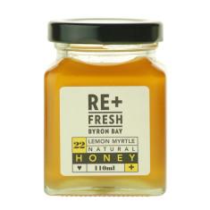 Raw Lemon Myrtle Honey