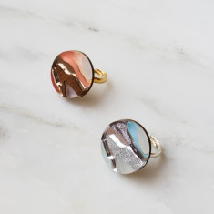 Marble I Ring