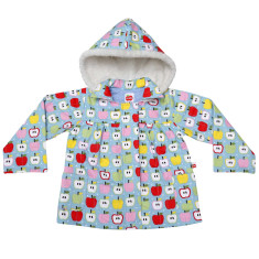 Hattie candy apple jacket