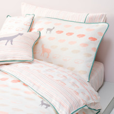 Oh deer sheet set