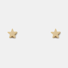 Funky Star Earrings