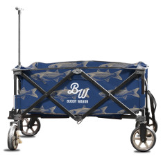 Mullet Wagon (folding trolley cart)