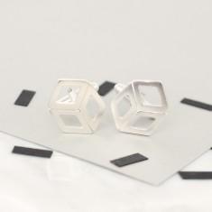 Cube Deco Cufflinks