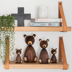 Lucie Kaas Wooden Bear