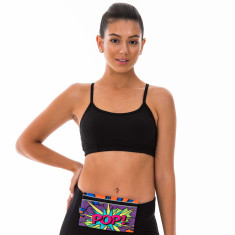 POP Magnetic Belt-Free Neoprene On-The-Go Pouch/Bum Bag