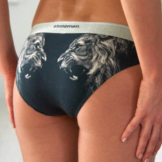 Women's Cheeky Brief In Lion
