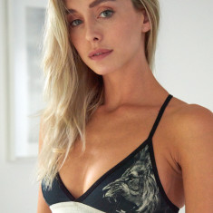 Bralette In Lion