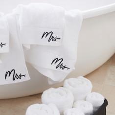 Mrs + Mrs Bath Towel Gift Set
