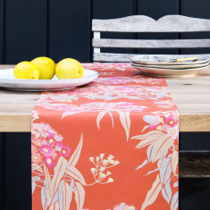 Ficifolia Corymbia Table Runner