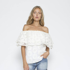 Willow Wear Three Ways Lace Top