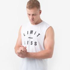 Limitless Tank - White