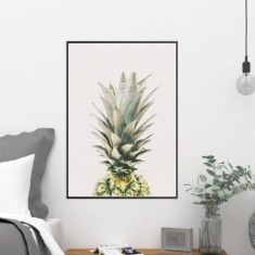 Pineapple Photography Print