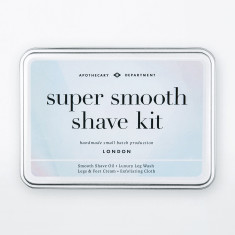 Super Smooth Shave Kit